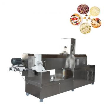 Automatic Industrial Crispy Sweet Sugar Coating Kellogs Choco Balls Shell Pops Fruit Loops Chips Breakfast Cereals Corn Flakes Making Machinery