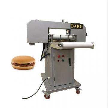 Automated Commercial Mini Hamburger Machine Burger Patty Maker