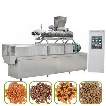 Big Capacity Industrial Dry Dog Food Extrusion Food Processing Machinery