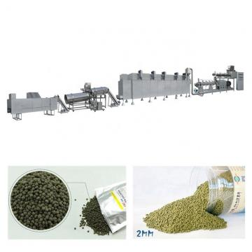 Large Capacity Automatic Floating Fish Feed Making Machine