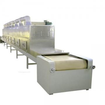 Fully Automatic Industrial Tunnel Microwave Oven Electrode Dehydration Tunnel Drying Oven