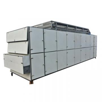 Industrial Continuous Belt Microwave Dehydrator Mealworm Drying Machine